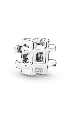 Pandora Hashtag Symbol Charm 798128 product image