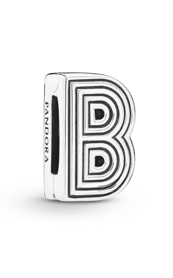 Pandora Reflexions™ Letter B Clip Charm 798198 product image