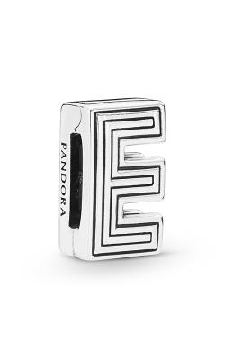 Pandora Reflexions™ Letter E Clip Charm 798201 product image