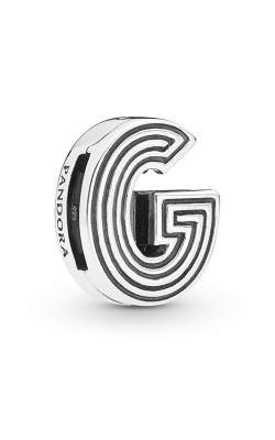 Pandora Reflexions™ Letter G Clip Charm 798203 product image