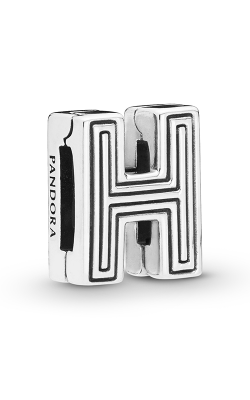 Pandora Reflexions™ Letter H Clip Charm 798204 product image