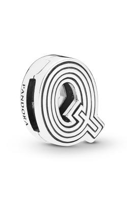 Pandora Reflexions™ Letter Q Clip Charm 798213 product image