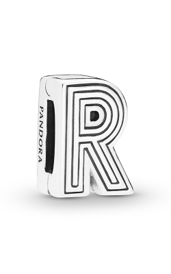 Pandora Reflexions™ Letter R Clip Charm 798214 (Retired) product image