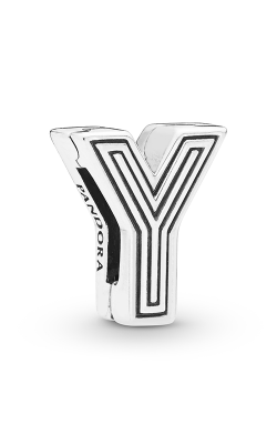 Pandora Reflexions™ Letter Y Clip Charm 798221 product image
