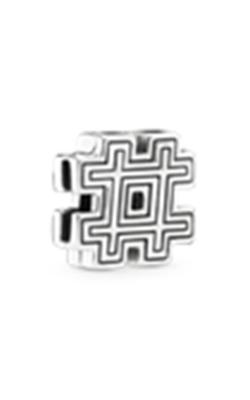 Pandora Reflexions™ Hashtag Symbol Clip Charm 798193 product image