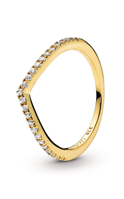 Pandora Shine™ Sparkling Wishbone Ring 166316CZ-48 product image