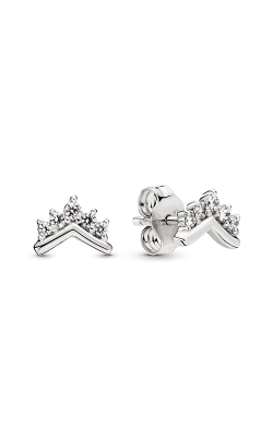 Pandora Tiara Wishbone Stud Earrings 298274CZ product image