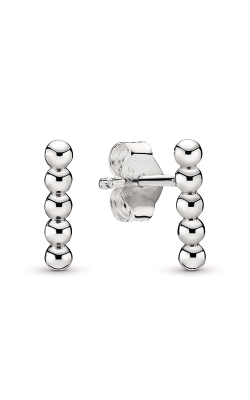 Pandora Row Of Beads Stud Earrings 298359 product image