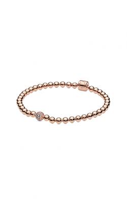 Pandora Rose™ Beads & Pavé Bracelet 588342CZ-17 product image