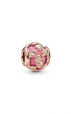 Pandora Rose™ Pink Decorative Leaves Charm 788238SSP product image