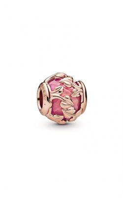 Pandora Rose™ Pink Decorative Leaves Charm 788238SSP product image