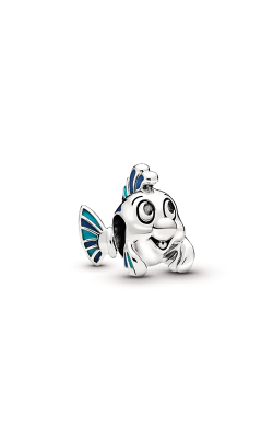 Pandora Disney The Little Mermaid Flounder Charm 798230ENMX product image