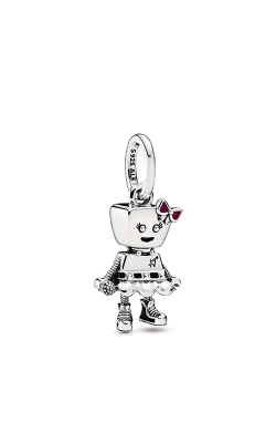 Pandora Bella Bot Punk Band Dangle Charm 798245ENMX product image