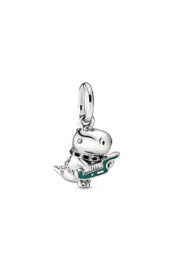 Pandora Dino The Dinosaur Punk Band Dangle Charm 798297ENMX product image