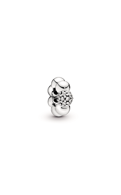 Pandora Polished & Pavé Bead Spacer Charm 798310CZ product image
