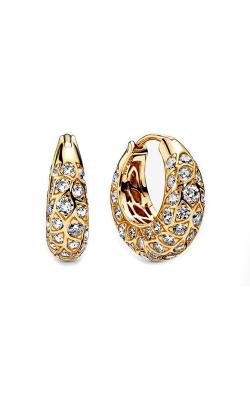 Pandora Shine™ Sparkling Pattern Hoop Earrings 268318CZ product image