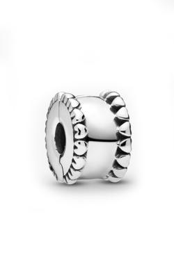 Pandora Beaded Hearts Clip Charm 798560C00 product image