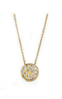 Pandora Sparkling Pattern Necklace 368331CZ product image