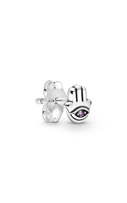 Pandora My Hamsa Hand Single Stud Earring 298548C01 product image