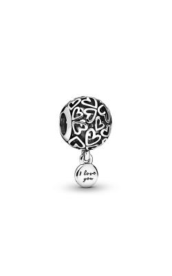 Pandora Openwork Love Hearts Charm 798606C00 product image