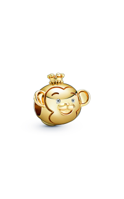 Pandora Shining Monkey Charm 768597C01 product image