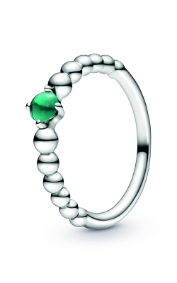 Pandora Rainforest Green Beaded Ring 198598C05-48 product image
