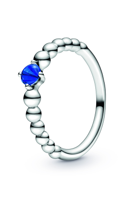 Pandora Sea Blue Beaded Ring 198598C12-48 product image