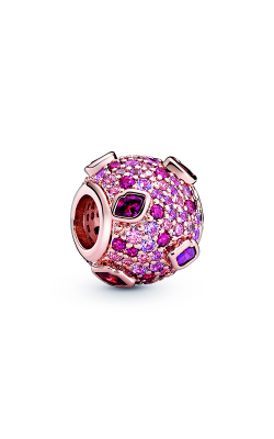 Pandora Rose™ Kiss Pavé Charm 788702C01 (Retired) product image