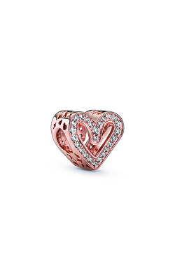 Pandora Rose™ Sparkling Freehand Heart Charm 788692C01 product image
