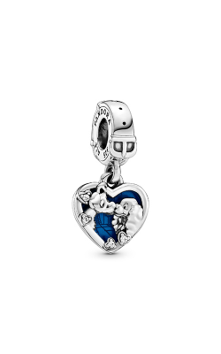 Pandora Disney Lady And The Tramp Heart Dangle Charm 798634C01 product image