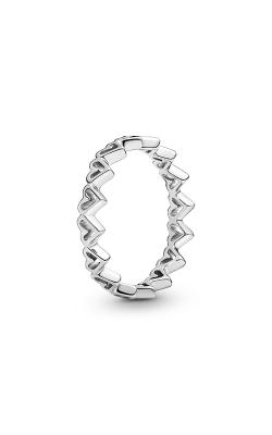 Pandora Freehand Hearts Ring 198696C00-48 product image