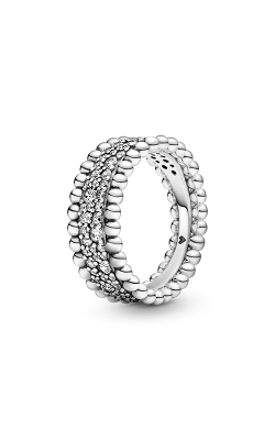 Pandora Beaded Pavé Band Ring 198676C01-54 product image
