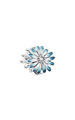 Pandora Blue Daisy Flower Charm 798775C01 product image