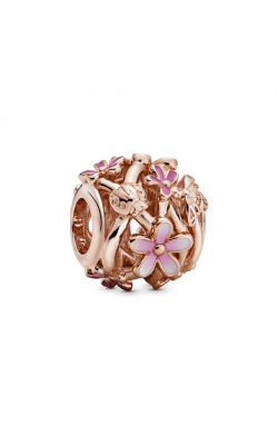 Pandora Openwork Pink Daisy Flower Charm 788772C01 product image
