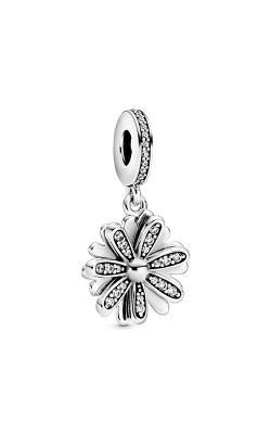 Pandora Sparkling Daisy Flower Dangle Charm 798813C01 product image