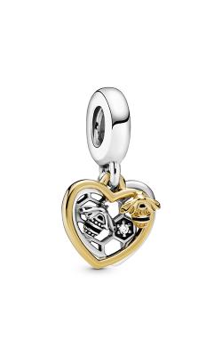 Pandora Hearts & Bees Dangle Charm 768838C01 product image