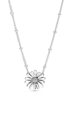 Pandora Pavé Daisy Flower Collier Necklace 398964C01-45 product image