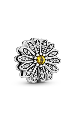 Pandora Sparkling Daisy Flower Clip Charm 798766C01 product image