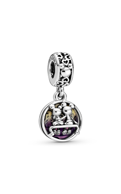 Pandora Disney Mickey Mouse & Minnie Mouse Happily Ever After Dangle Charm 798866C01 product image