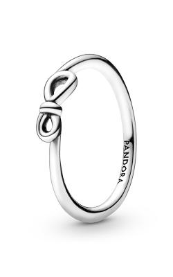 Pandora Infinity Knot Ring 198898C00-56 product image