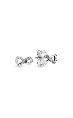Pandora Sparkling Infinity Stud Earrings 298820C01 product image
