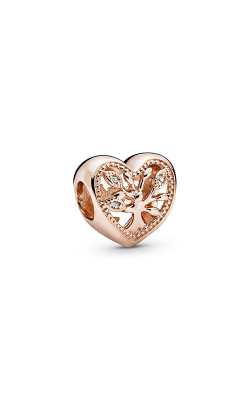 Pandora Openwork Family Tree Heart Charm 788826C01 product image
