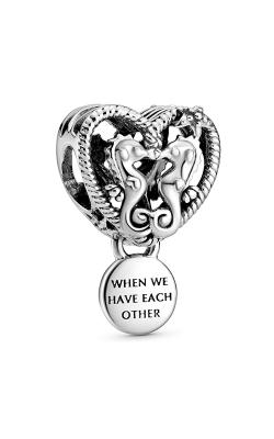 Pandora Openwork Seahorses Heart Charm 798949C00 product image