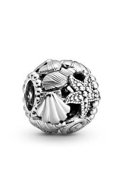 Pandora Openwork Starfish, Shells & Hearts Charm 798950C00 product image