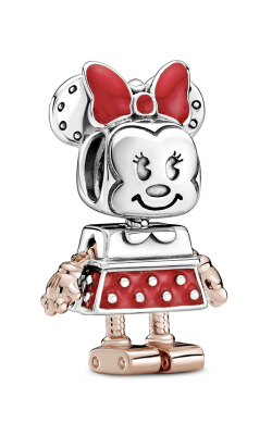 Pandora Autumn Disney Minnie Mouse Robot Charm 789090C01 product image