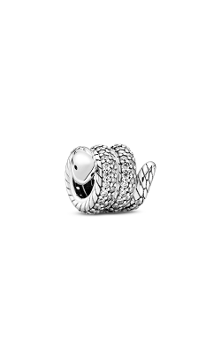 Pandora Sparkling Wrapped Snake Charm 799099C01 product image