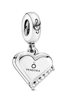 Pandora Grand Piano Heart Dangle Charm 799101C01 product image