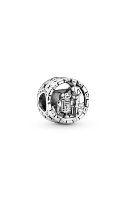 Pandora Star Wars C-3PO And R2-D2 Openwork Charm 799245C00 product image