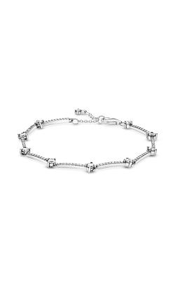 Pandora Sparkling Pave Bars Bracelet, Clear CZ 599217C02-16 product image