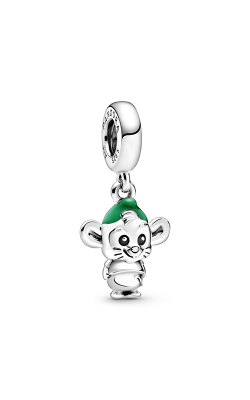 Pandora Disney Cinderella Gus Mouse Dangle Charm 798849C01 product image
